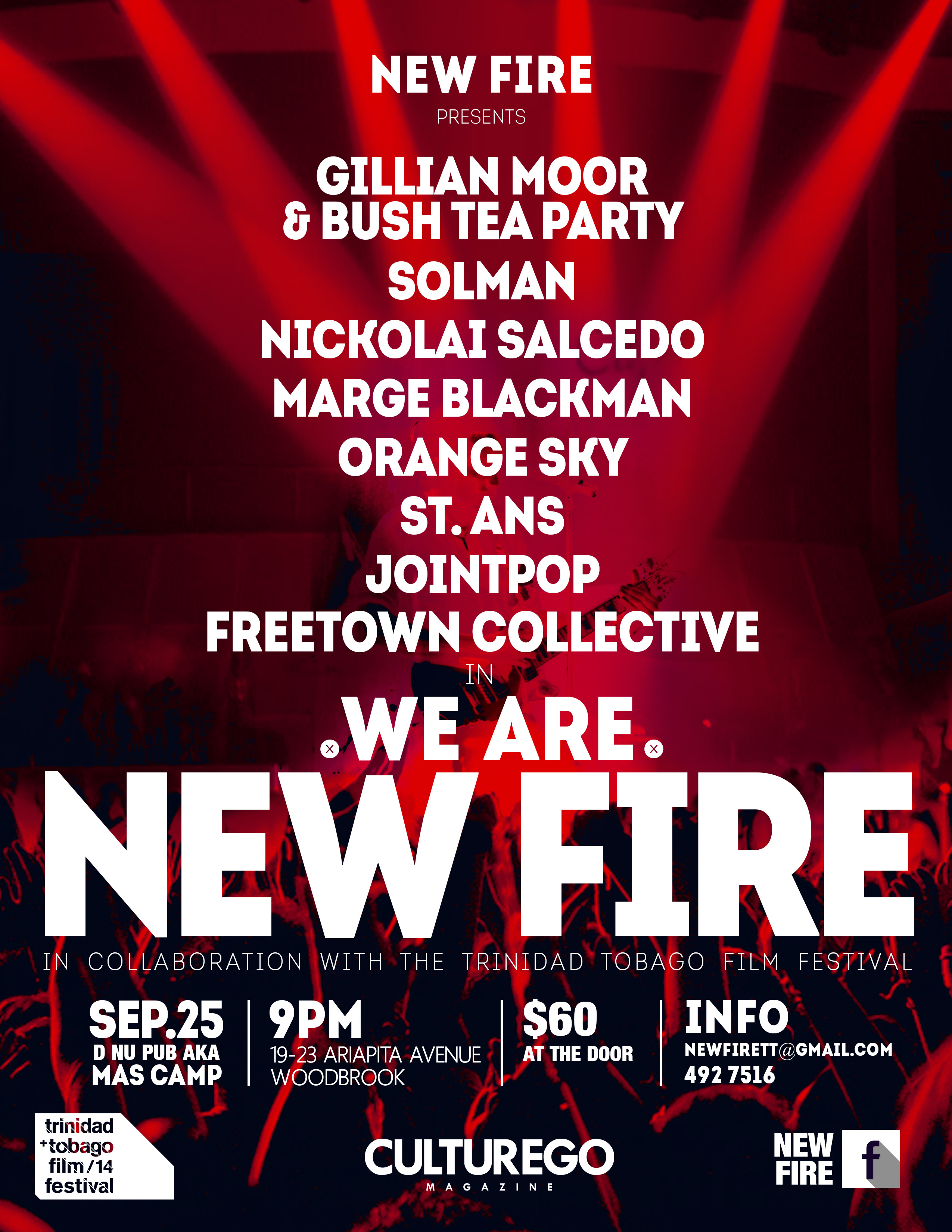 6. WE ARE NEW FIRE [25.09.15]